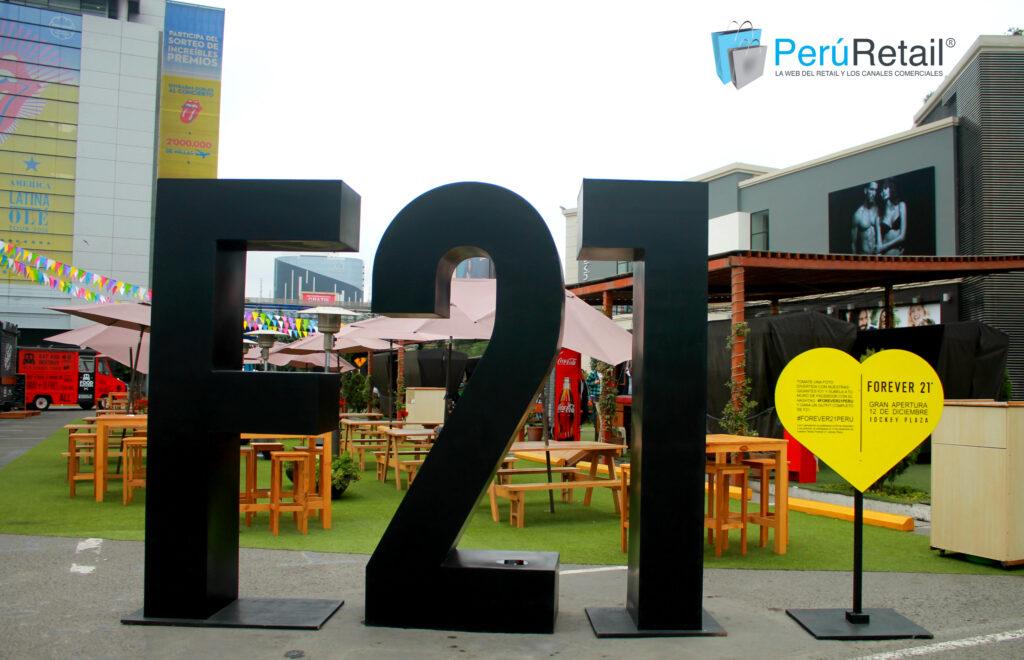 Forever 21 Jockey Plaza (1) Peru Retail