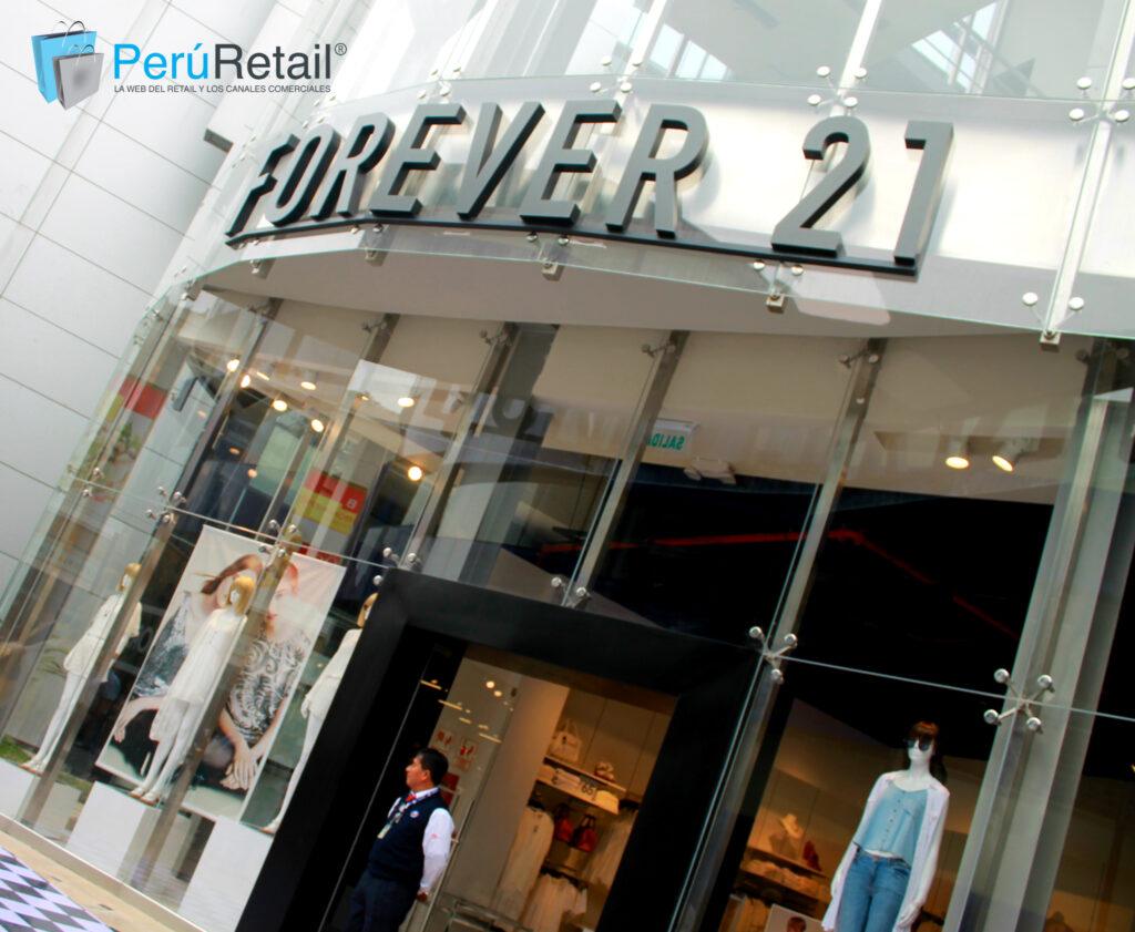 Forever 21 Jockey Plaza (49) Peru Retail