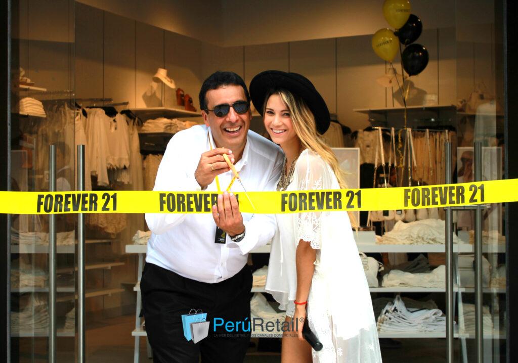 Forever 21 Jockey Plaza (53) Peru Retail