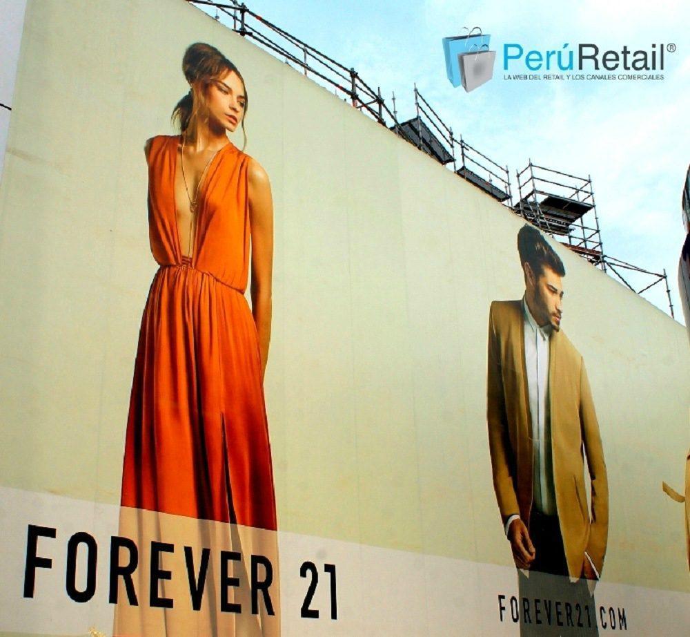 Forever 21 Jockey Plaza Peru Retail 2