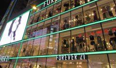 Forever 21 china 240x140 - Forever 21 abre tiendas en Estados Unidos y se retira de Irlanda