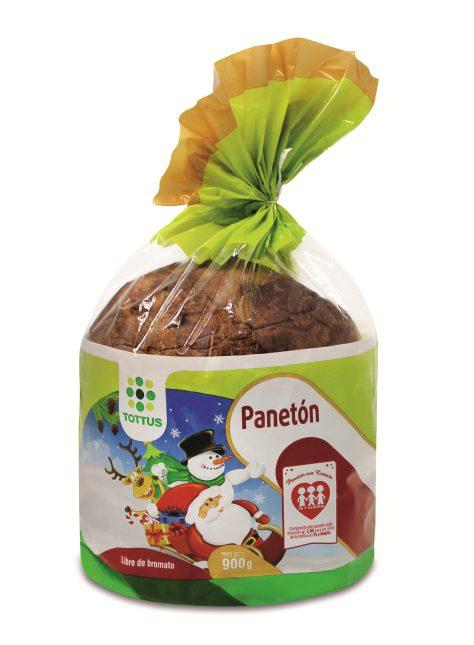 Foto Paneton Fe y Alegria - Panetón Fe y Alegría: el producto solidario de Tottus