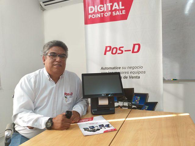 Foto PosD - Pos-D: Fabricante de equipos para puntos de venta apuesta por la innovación en el retail peruano
