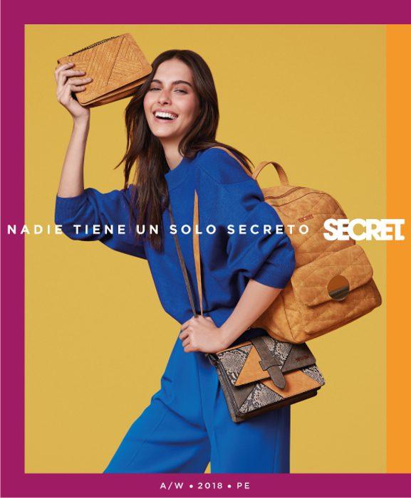 Foto Secret - Samsonite lanza nueva colección de carteras Secret para el mercado peruano