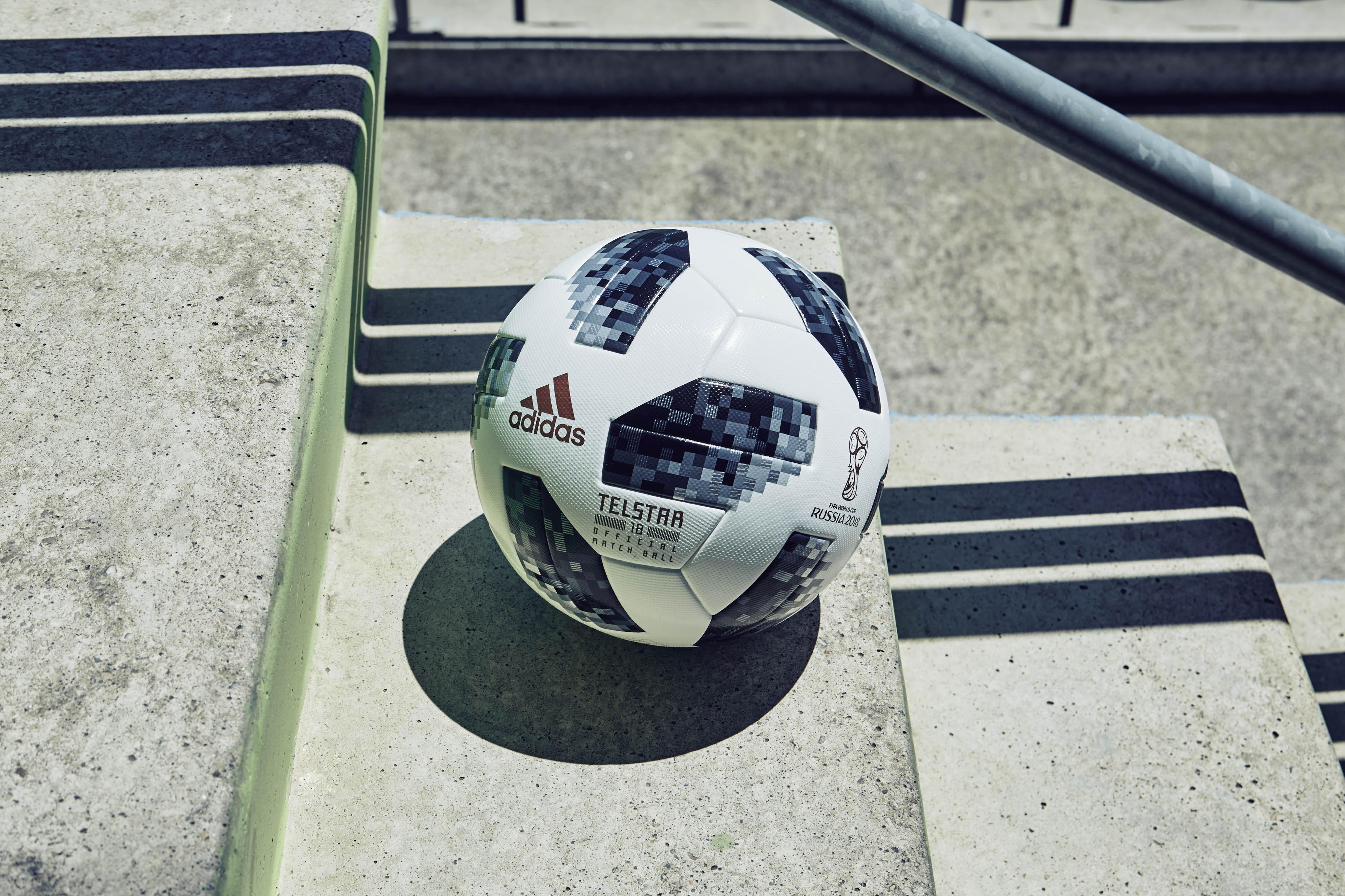 Así será el balón oficial para el mundial de Rusia 2018 95ad88cb8ffc5