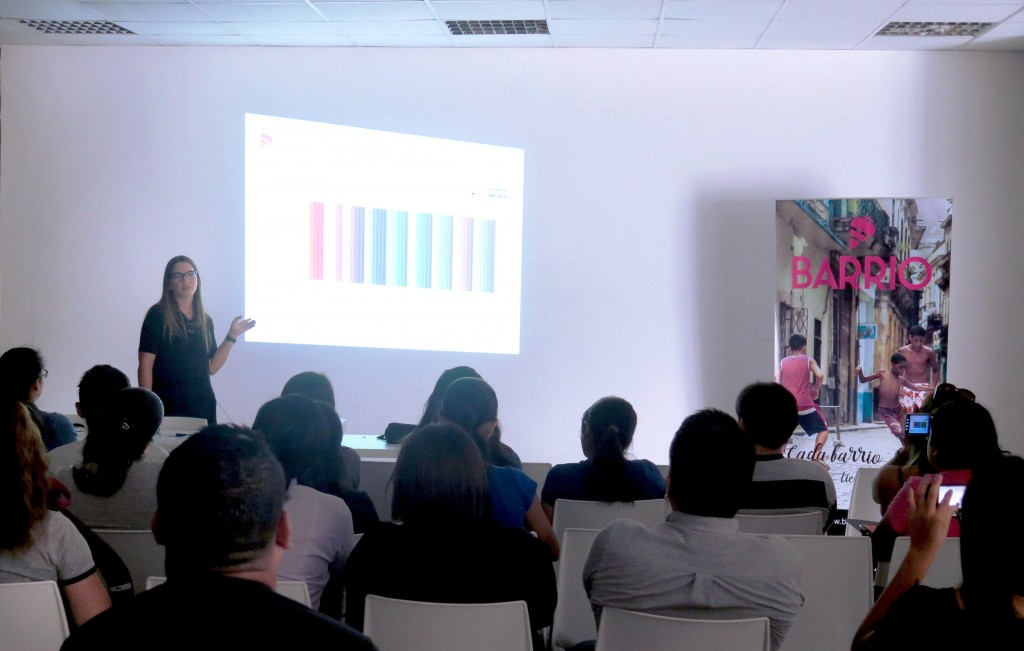 Foto evento visual charla