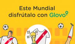 Foto glovo 240x140 - Glovo ofrece delivery gratis durante los partidos que jugará Perú