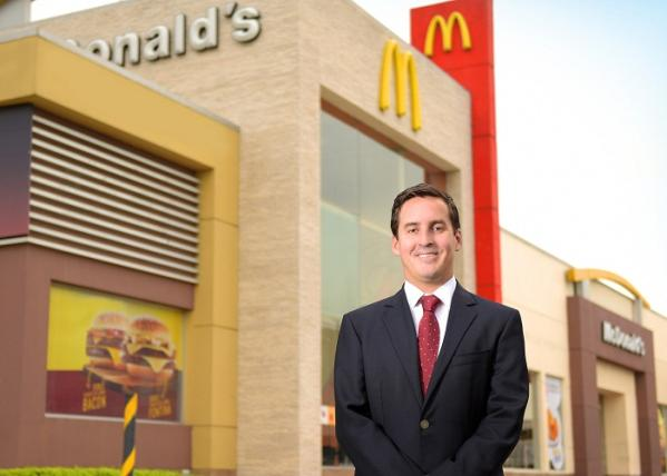 Francisco Boloña McDonalds Ecuador - McDonald's invertirá US$6 millones para la apertura de 4 locales en Ecuador