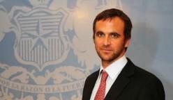 Francisco Irarrázaval,nuevo gerente general de Ripley Retail en Chile.