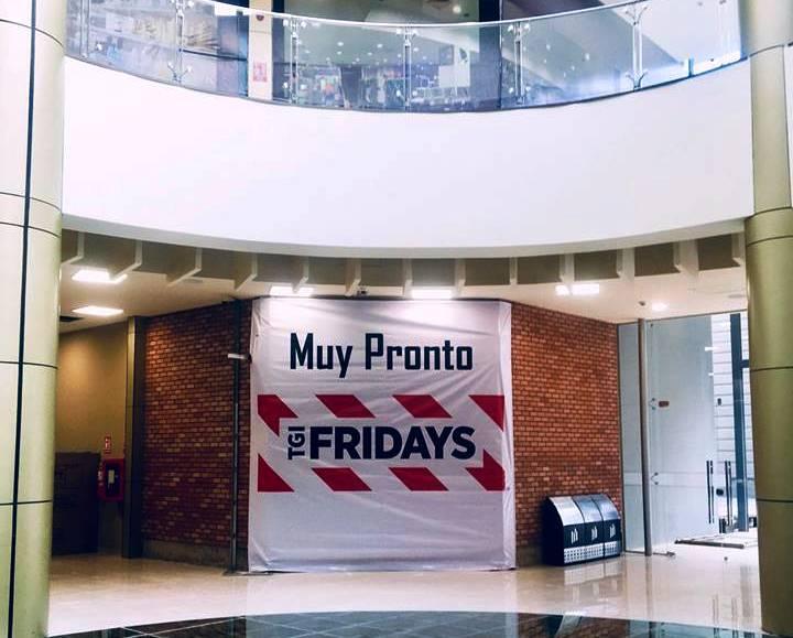 Fridays Bolivia - Bolivia: Friday's abrirá su primera tienda en La Paz
