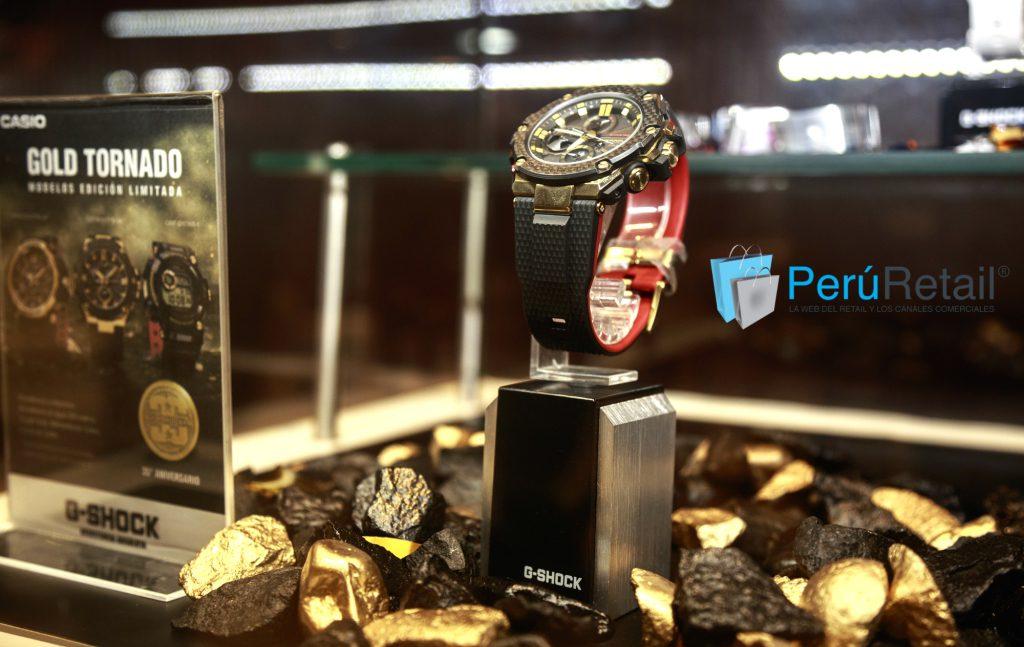 G Shock 2315 Peru Retail 1 - La evolución del mercado de relojes frente a los smartwatch