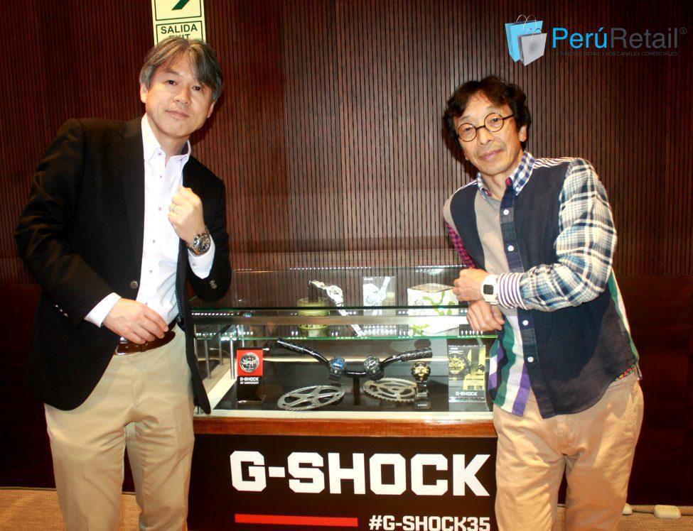 G Shock 7111 Peru Retail 1 - La evolución del mercado de relojes frente a los smartwatch