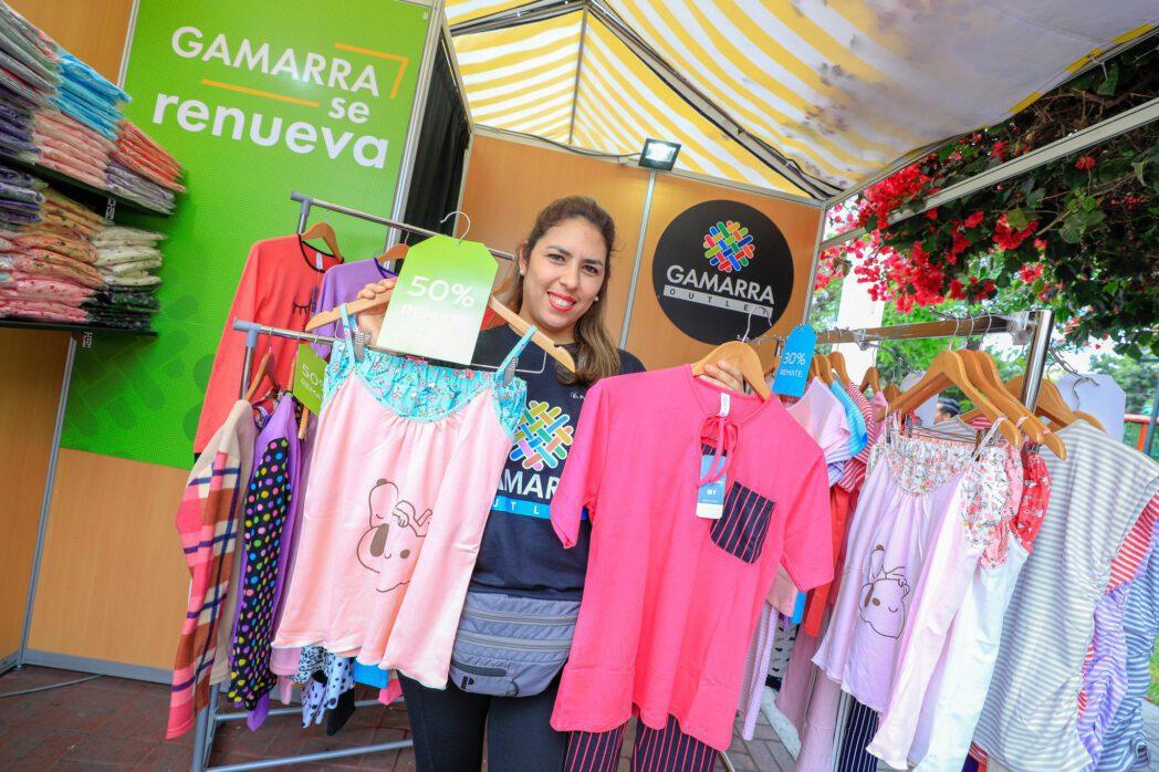 GAMARRA OUTLET 2 PERÚ RETAIL - Emprendedores lograron ventas cercanas al medio millón con Gamarra Outlet