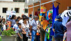 """GAMARRA OUTLET 2 240x140 - Las tres ediciones de """"Gamarra Outlet"""" captaron a más de 25 mil visitantes y compradores"""