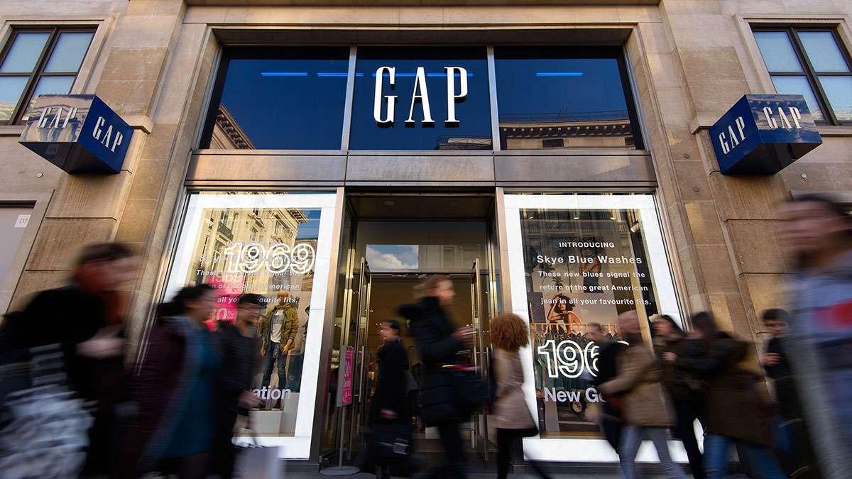 GAP - Gap, la marca con épocas doradas que ahora lucha por mantenerse a flote