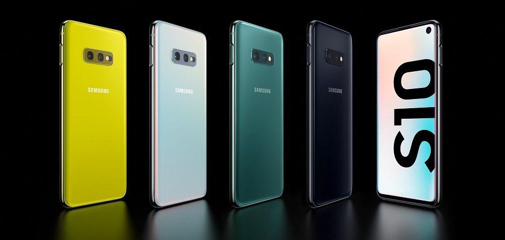 GalaxyS10 - Samsung lanza el Galaxy S10 y S10+ en el Perú