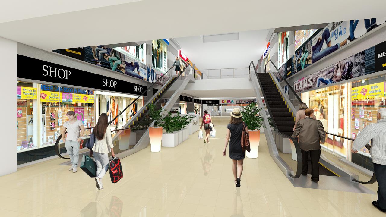 Gamarra Moda Plaza 1 - Perú: Gamarra Moda Plaza prevé abrir sus puertas este año