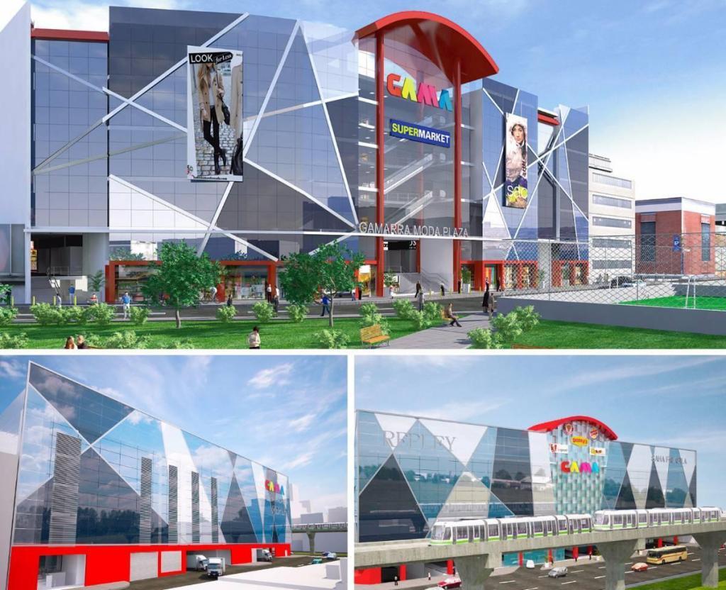 Gamarra Moda Plaza 7 - Perú: Gamarra Moda Plaza prevé abrir sus puertas este año