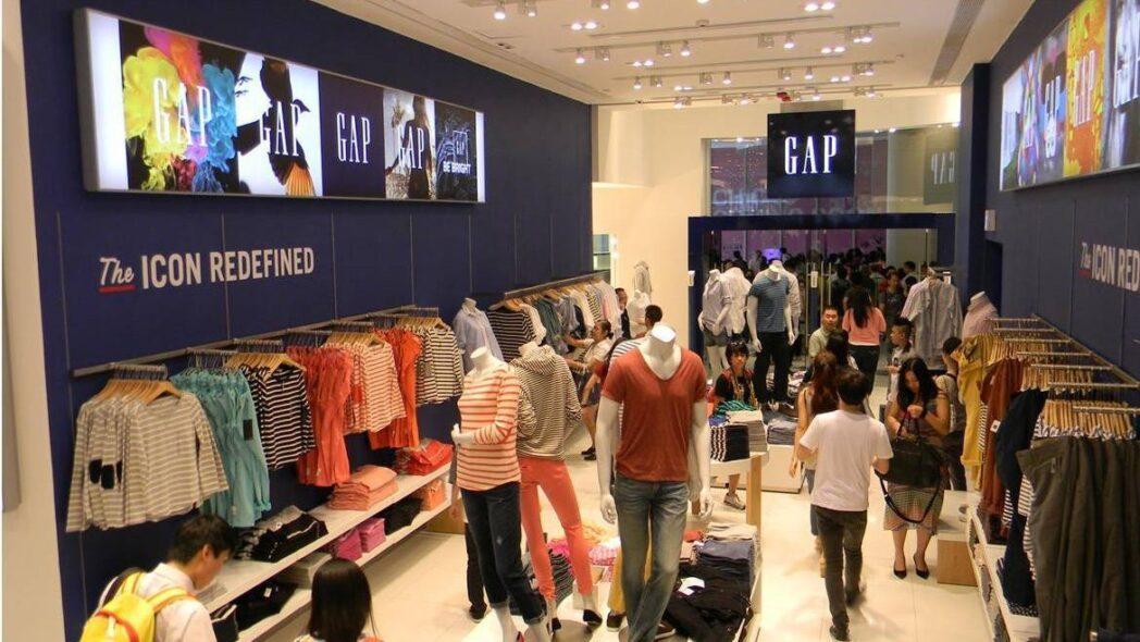 Gap sigue luchando contra caída de sus ventas
