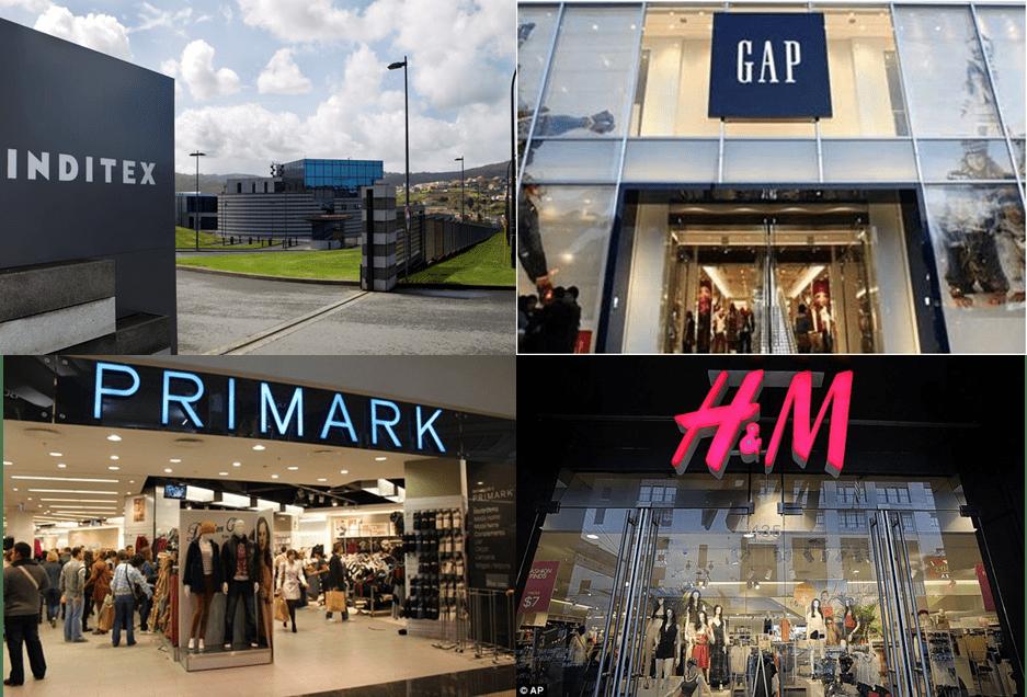 Gap y Primark siguen pasos de Inditex