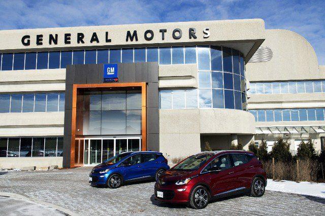 General Motors - General Motors despedirá al 14% de sus trabajadores y cerrará 7 plantas