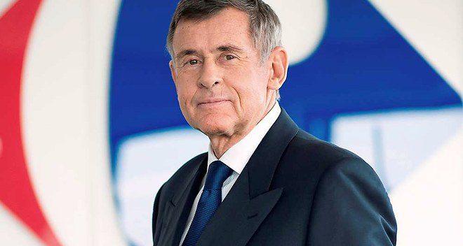 Georges Plassat (PDG de Carrefour)