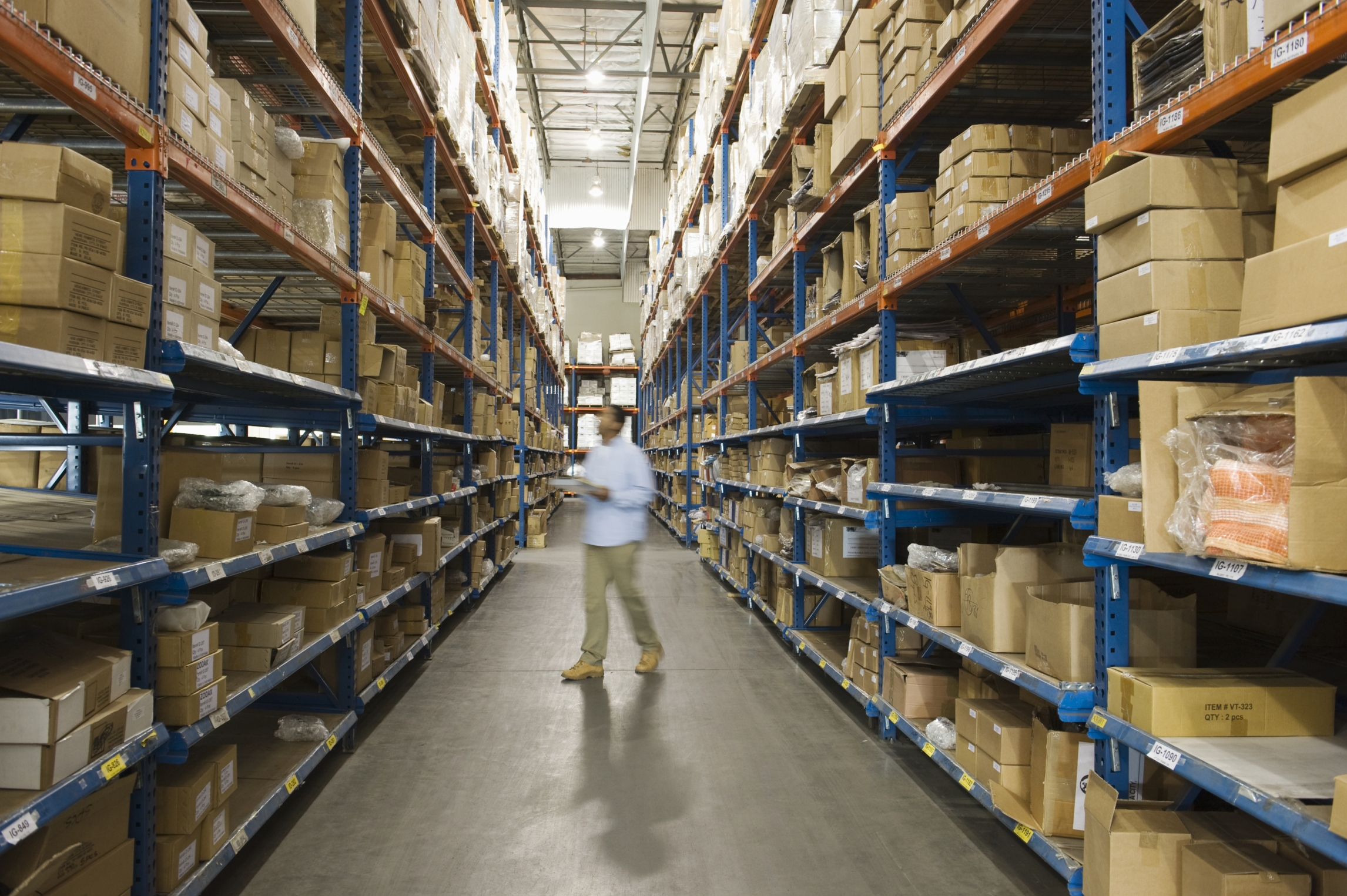 Gestión de inventarios - Logística: ¿Cómo realizar una gestión de inventario eficiente?