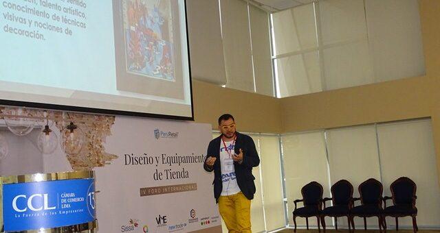 Giancarlo Bouverie 2 Perú Retail 640x340 - ¿Cómo diseñar y equipar la tienda para incrementar tus ventas?