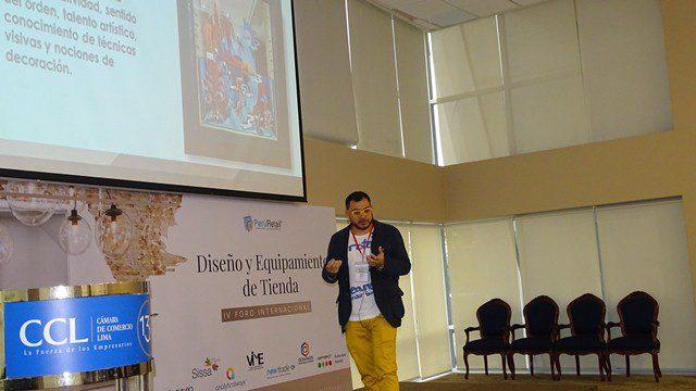 Giancarlo Bouverie 2 Perú Retail - ¿Cómo diseñar y equipar la tienda para incrementar tus ventas?