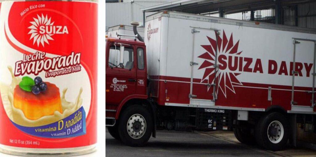 Gloria suiza dairy Perú Retail 1024x508 - La lista roja que pesa sobre 6 productos del grupo Gloria