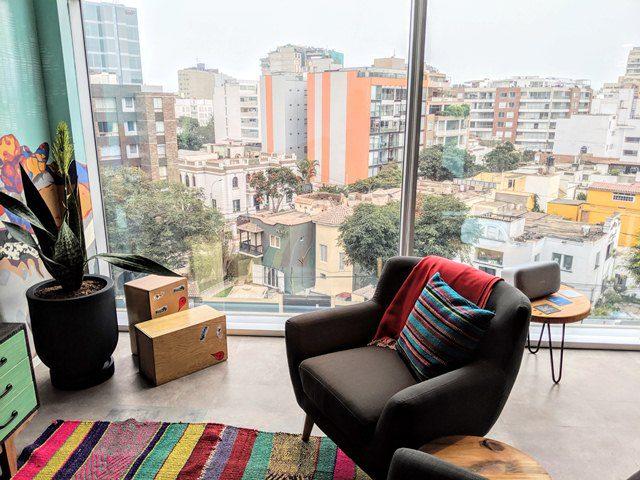 Google 12 - Conoce por dentro las oficinas de Google en Perú