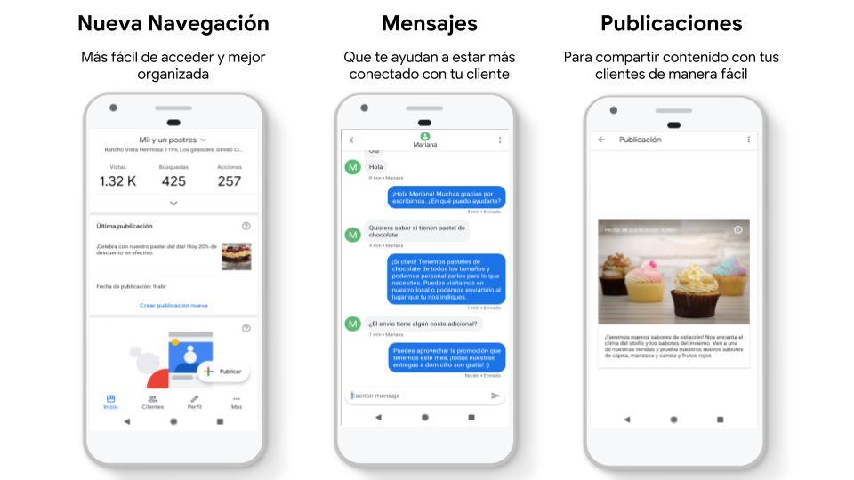 Google2 - Perú: Google lanza aplicación Mi Negocio para Pymes
