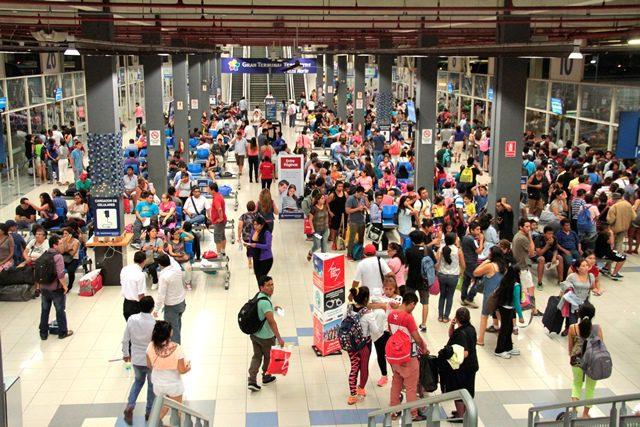 Gran Terminal Terrestre - Plaza Norte (18)