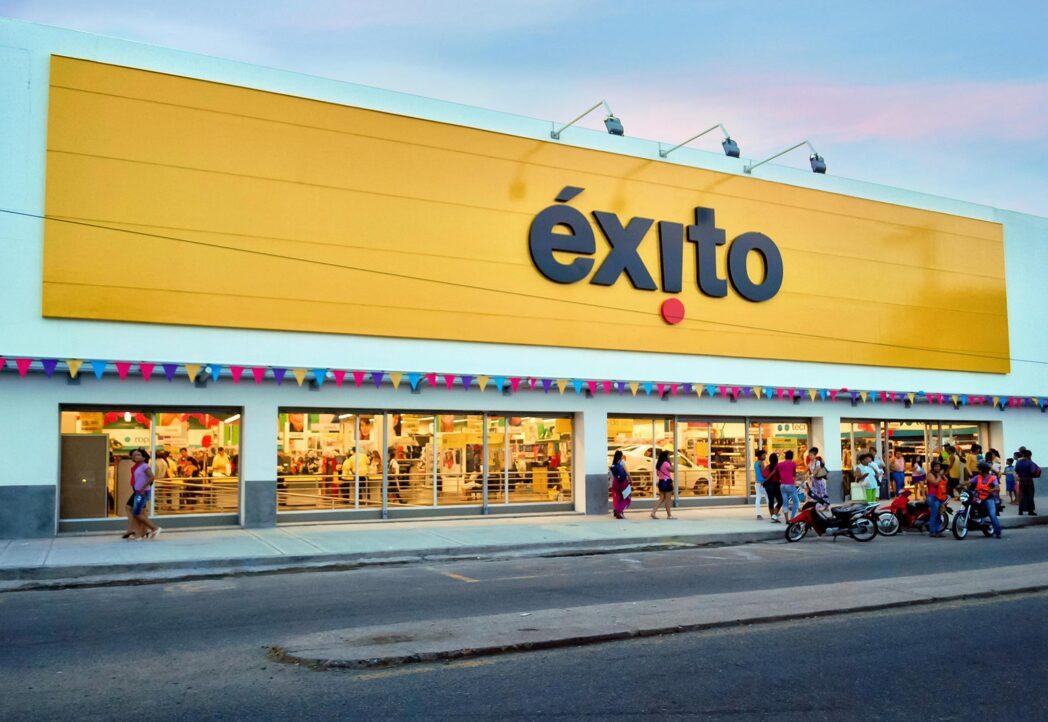 Grupo xito es la cuarta empresa m s grande de colombia for Empresas de jardineria bogota