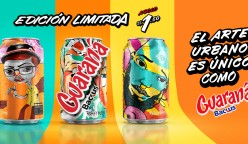 Guaraná Backus, latas edición limitada