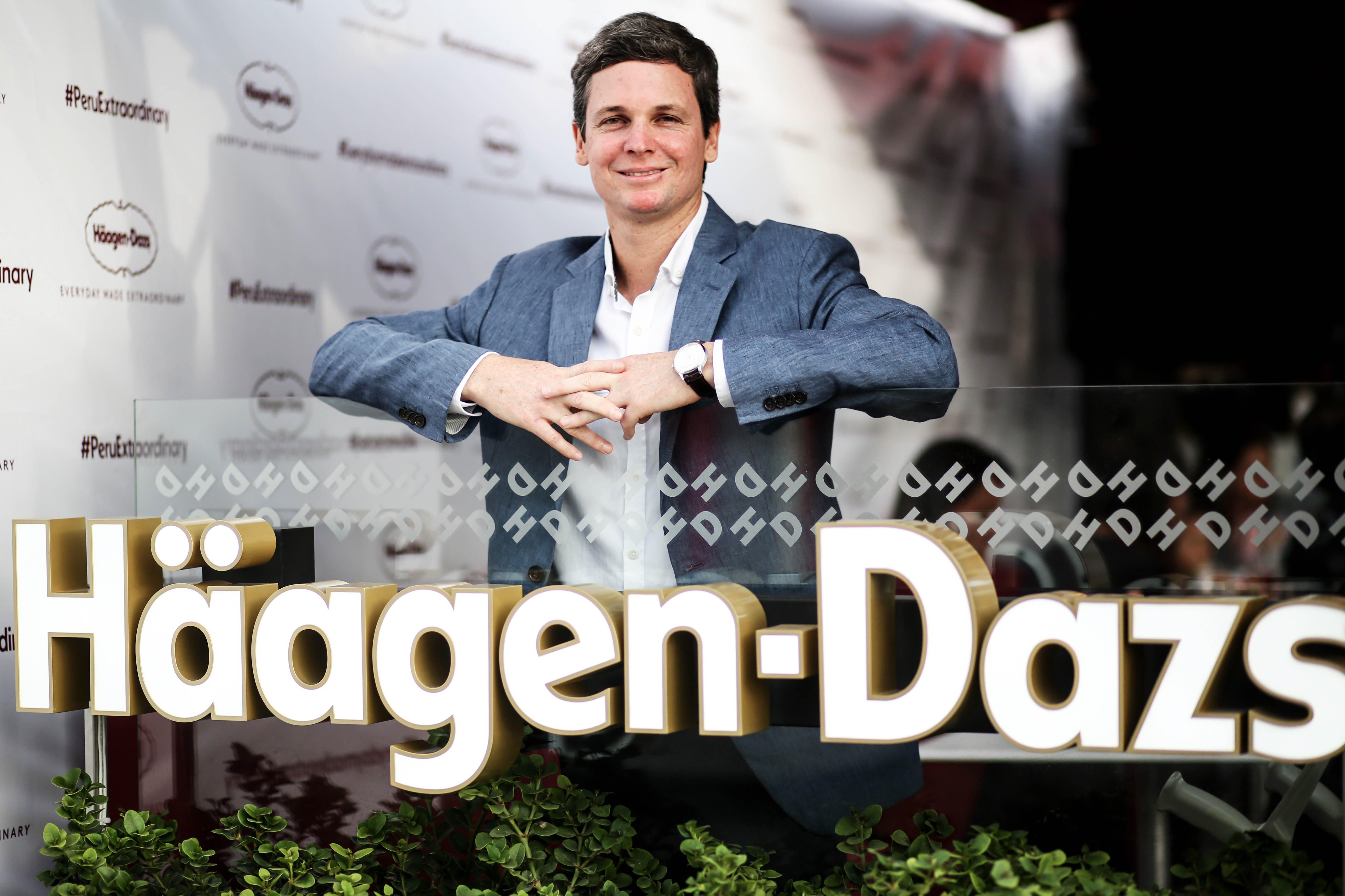 HÄAGEN DAZS EN PERÚ 2 - Marca de helados Häagen-Dazs instala su primera tienda en Perú y planea abrir seis más