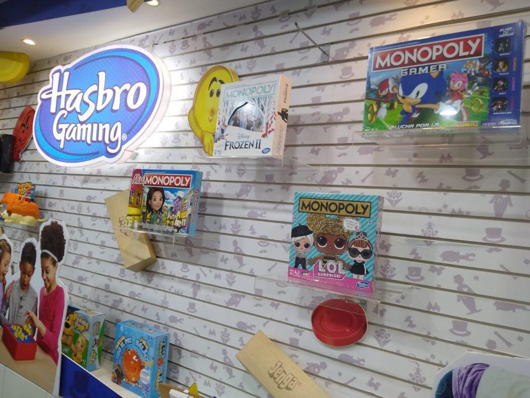HASBRO 1 PERÚ RETAIL - Perú: Línea de juguetes de Hasbro lidera la participación en retailers con 29%