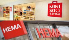 HEMA Y MINISO 240x140 - Hema, la nueva marca que promete desplazar a las tiendas Miniso