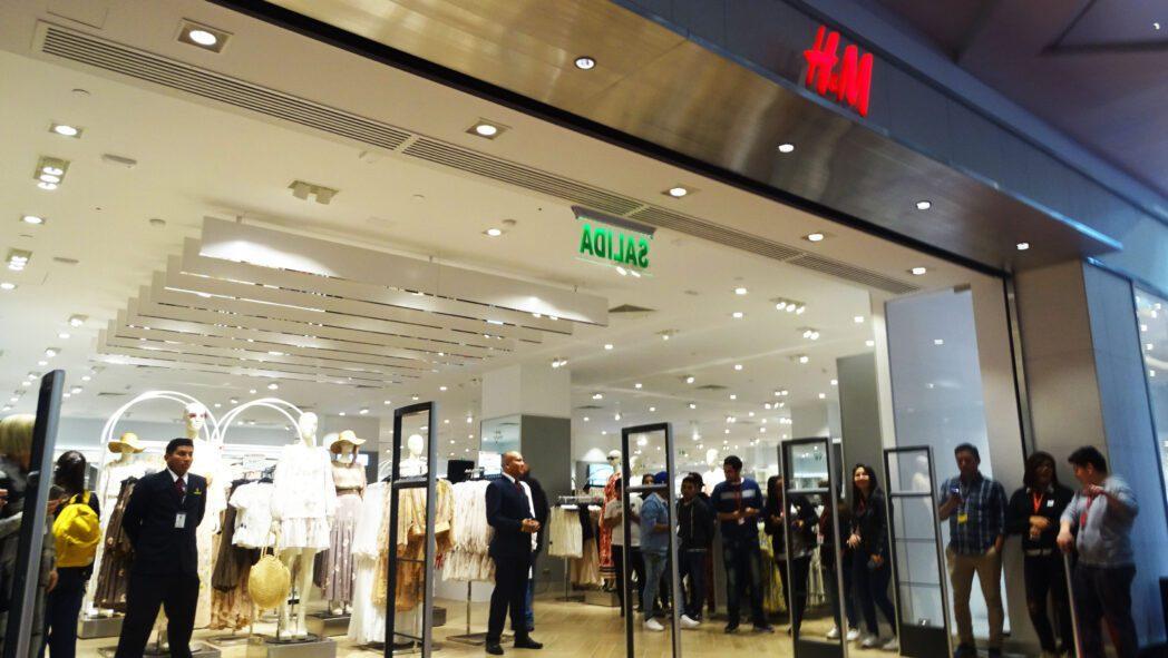 HM 12 - Perú: H&M no para de crecer y sumará 13 tiendas a fines del 2019