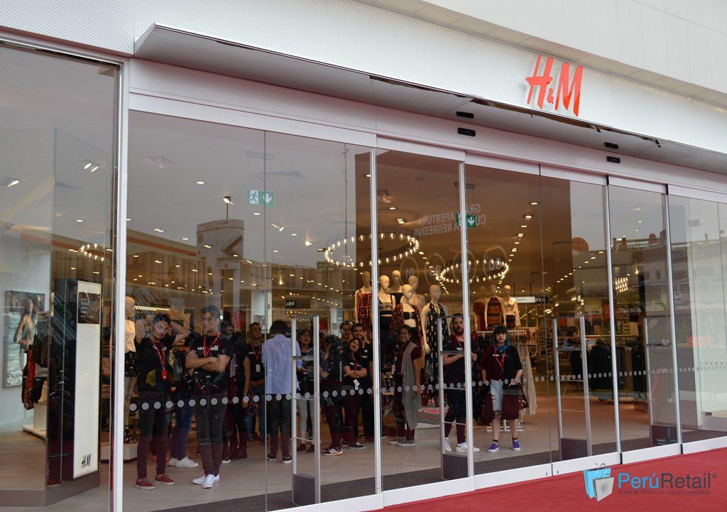HM 256 peru retail 11 - Ventas de H&M se reducen 4% en Perú durante primer trimestre