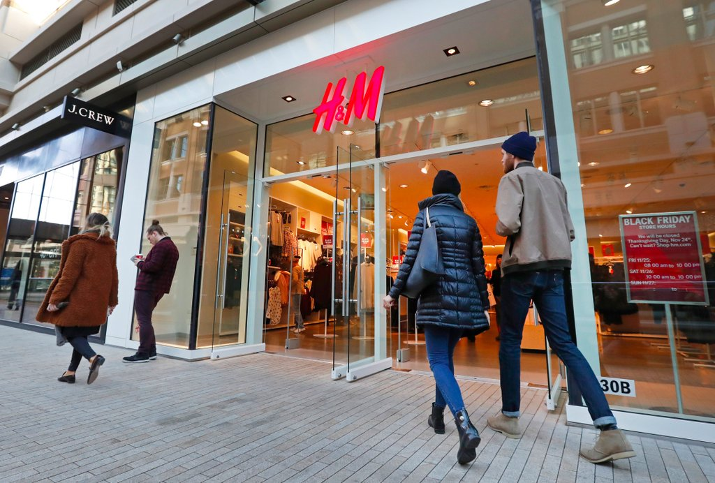 H&M 3
