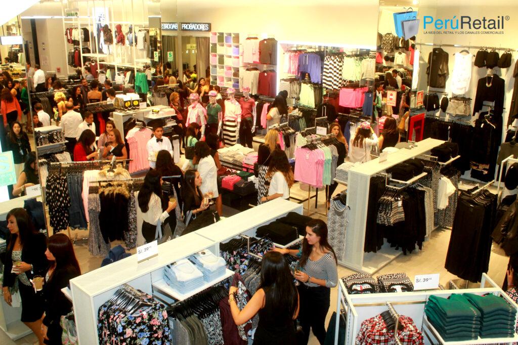 HM 3558 Peru Retail 1024x682 - El fenómeno fast fashion llega hoy a Trujillo con H&M
