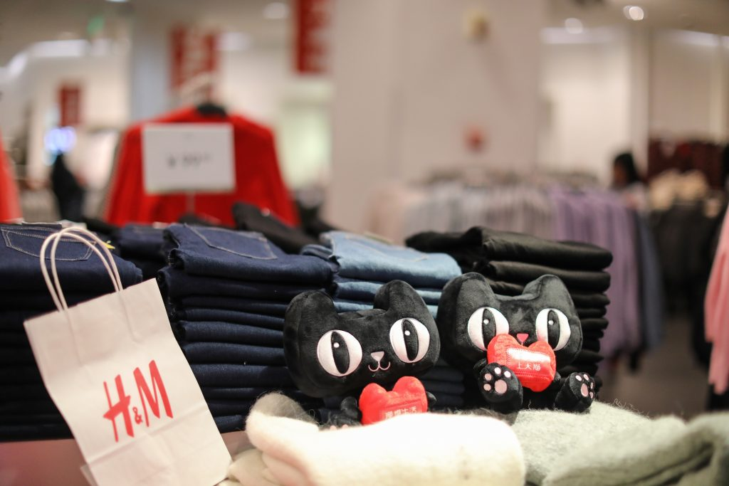 HM China 1024x683 - H&M prepara el lanzamiento de su octava marca e ingreso a Alibaba