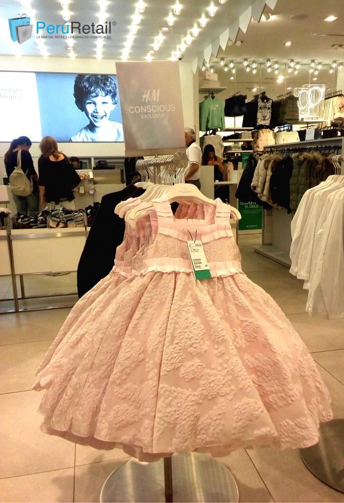 H&M Conscious 1 - Peru Retail