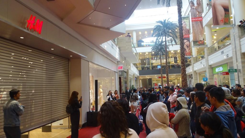 HM Perú2 1 - Perú: H&M no para de crecer y sumará 13 tiendas a fines del 2019