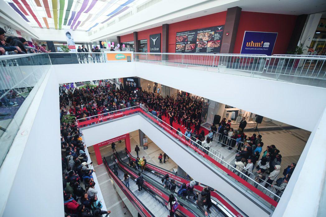 HM Perú2 - Perú: Conoce dónde y cuándo H&M abrirá su nueva tienda en Lima