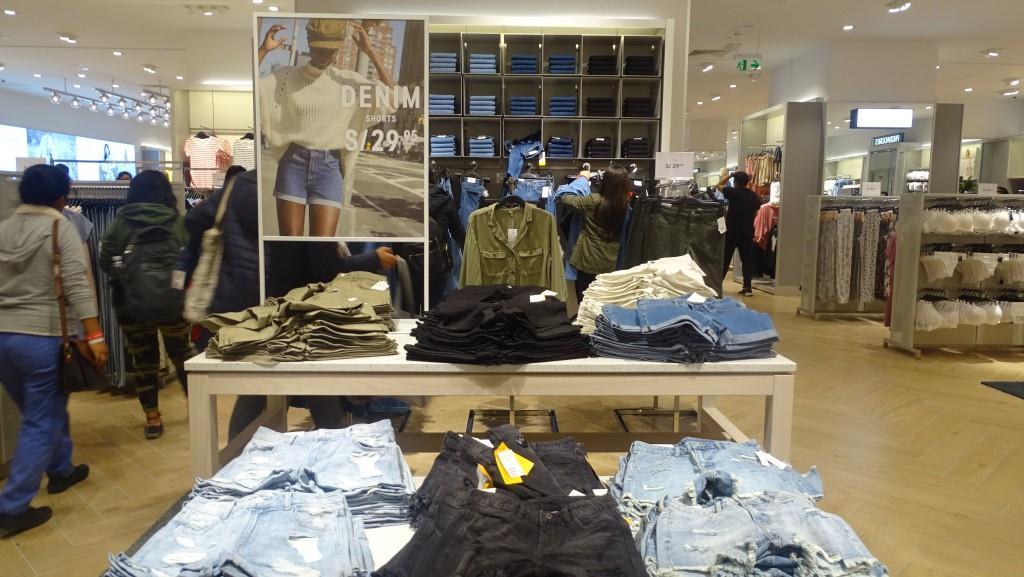 HM Perú4 - Perú: H&M no para de crecer y sumará 13 tiendas a fines del 2019