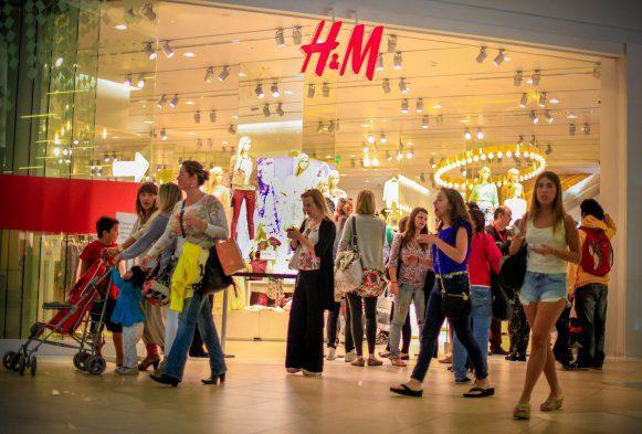 HM consolida su negocio con la apertura de tres tiendas en Chile - H&M acelera su expansión en Colombia y anuncia dos aperturas en mayo