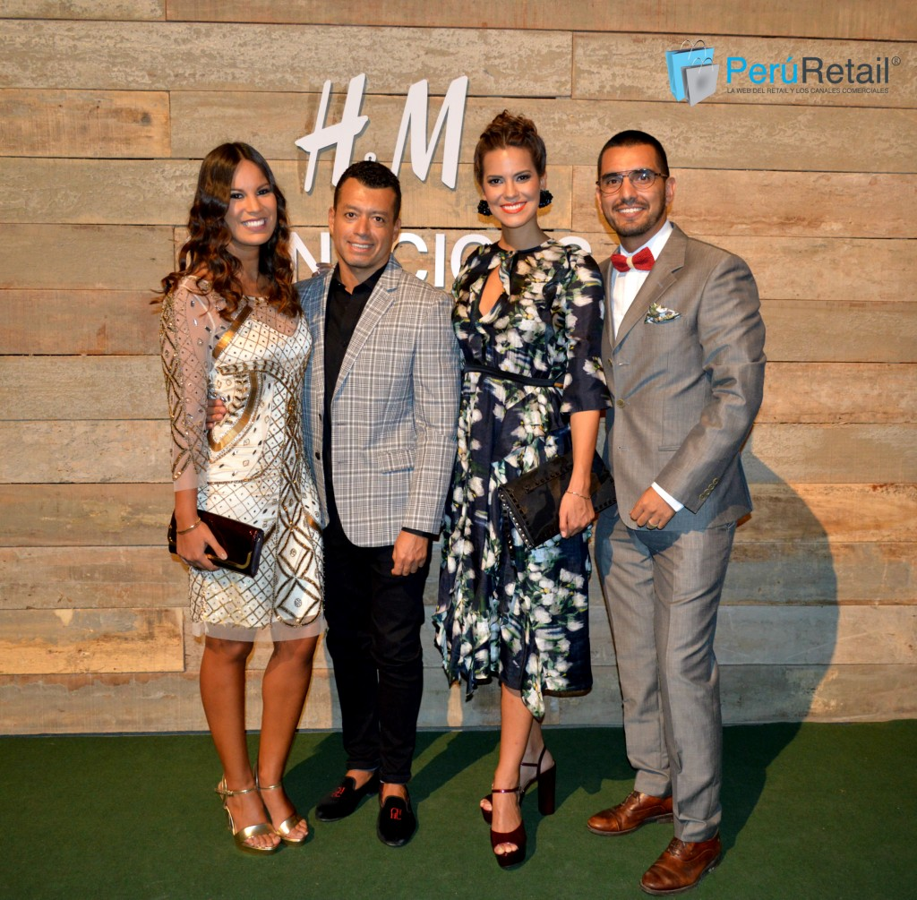 HM PERU SOCIAL 1 Peru Retail 1024x1005 - H&M estrena colección Conscious Exclusive '17 en el Jockey Plaza