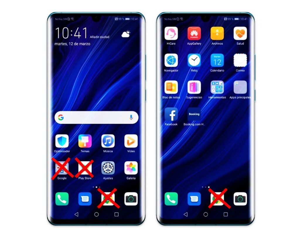 HUAWEY NUEVO Perú Retail 1024x806 - Conoce el Android 'open source' sin Google que queda como opción para Huawei